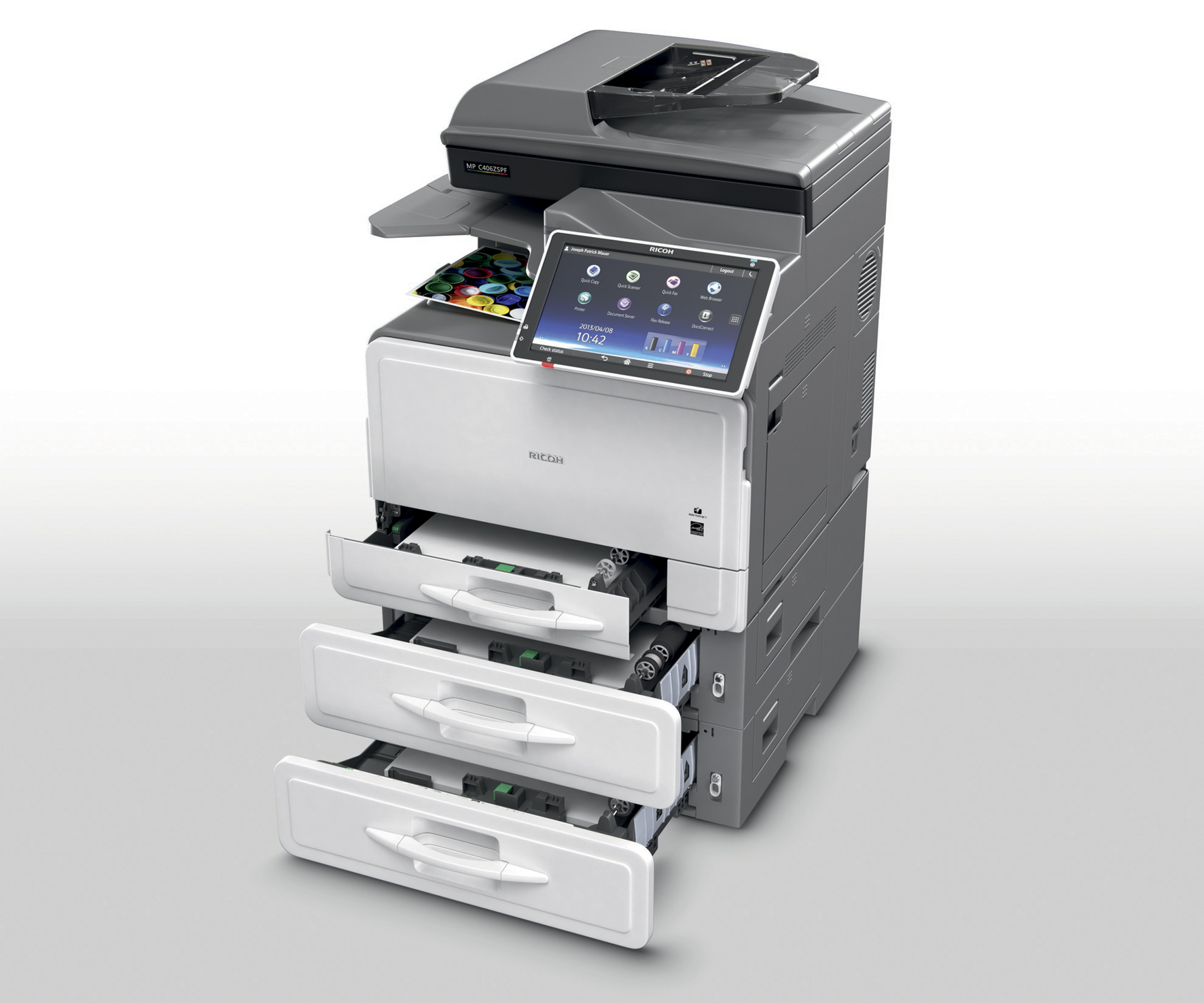 IPSL - integrated managed print and document solutions